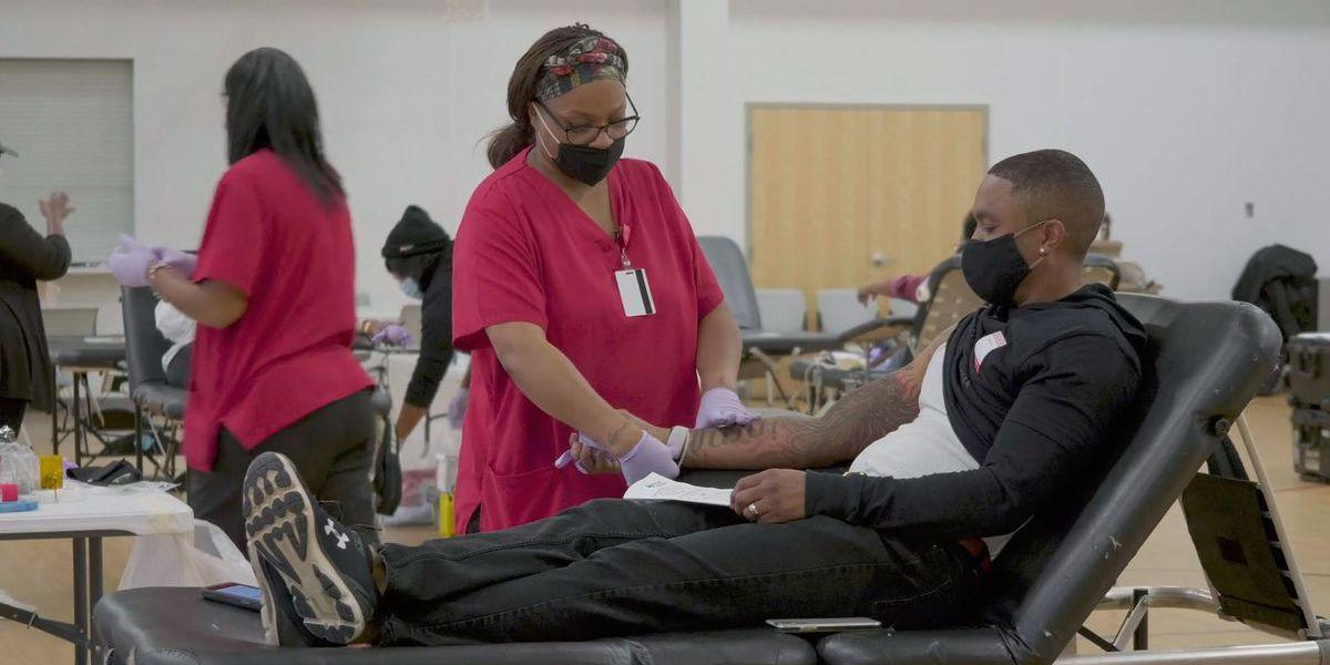 Red Cross urges coronavirus survivors to donate life-saving convalescent plasma