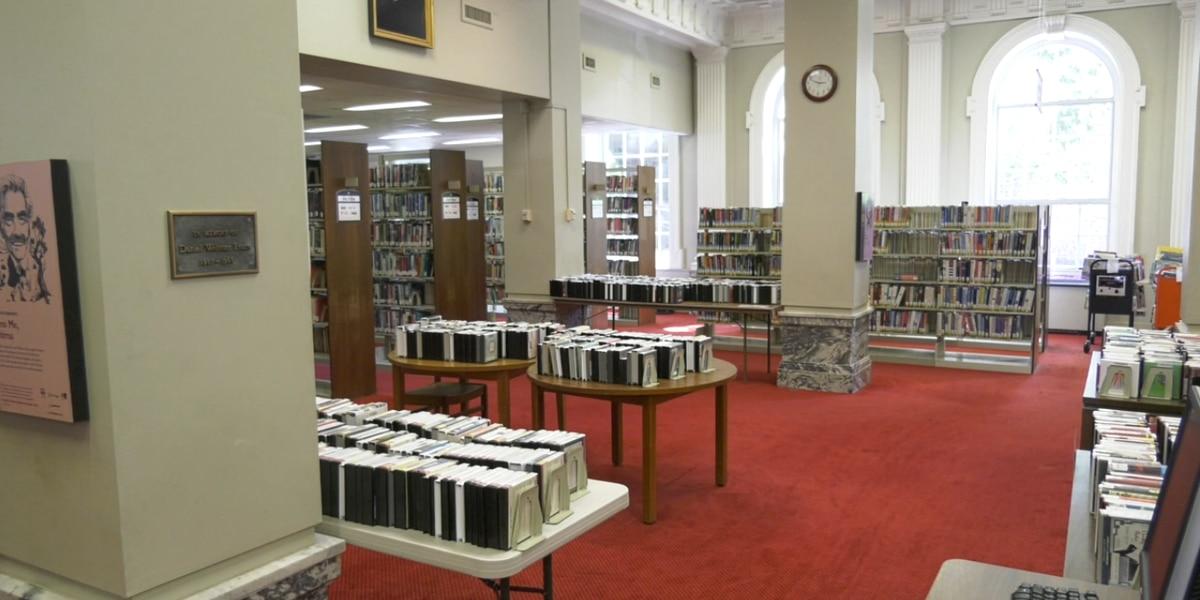 JMRL now offering books from UVA library