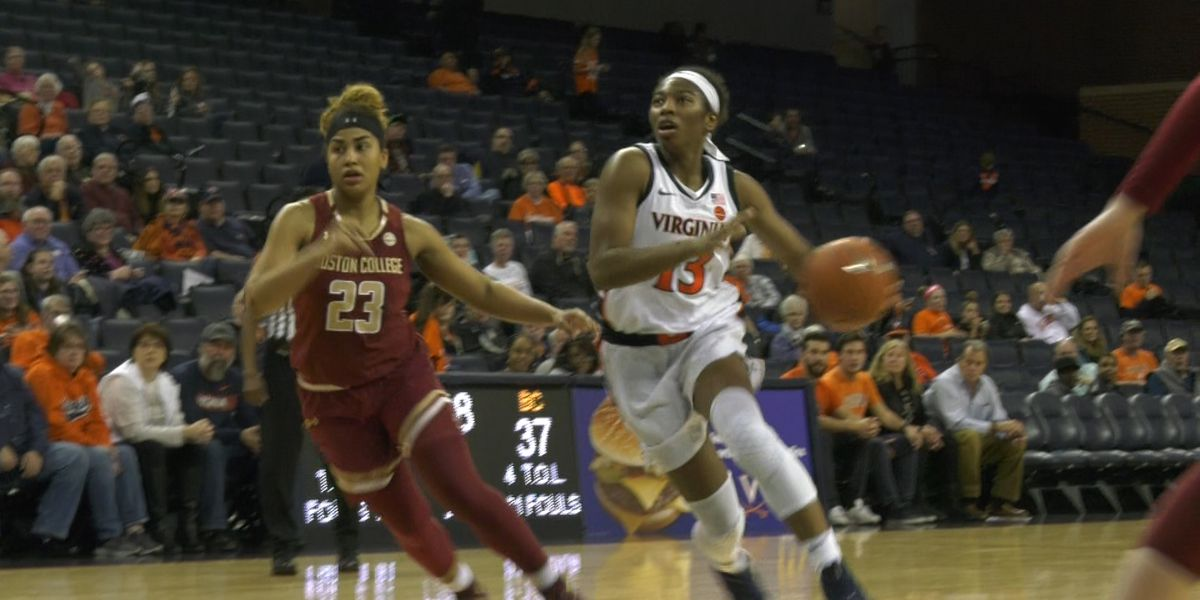 Willoughby aiming to be UVA's first WNBA draft pick in a decade