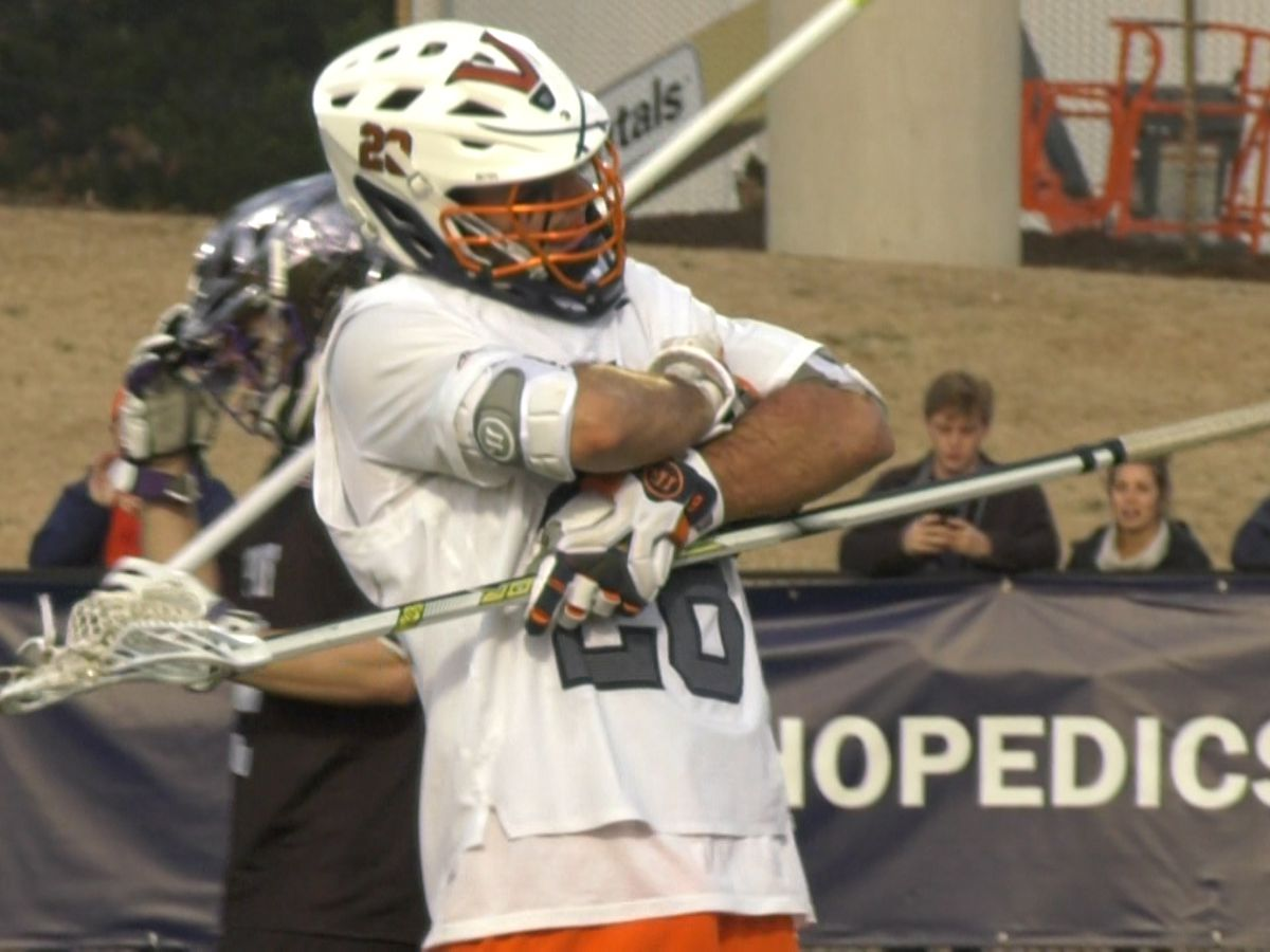 Four UVA men's lacrosse players earn All-American honors