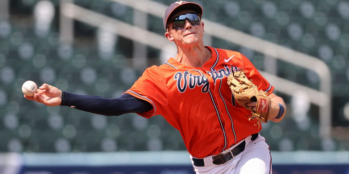UVA beats Virginia Tech 3-2 in ACC Baseball Tournament