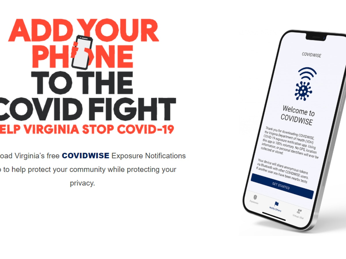 COVIDWISE app tops 300,000 downloads