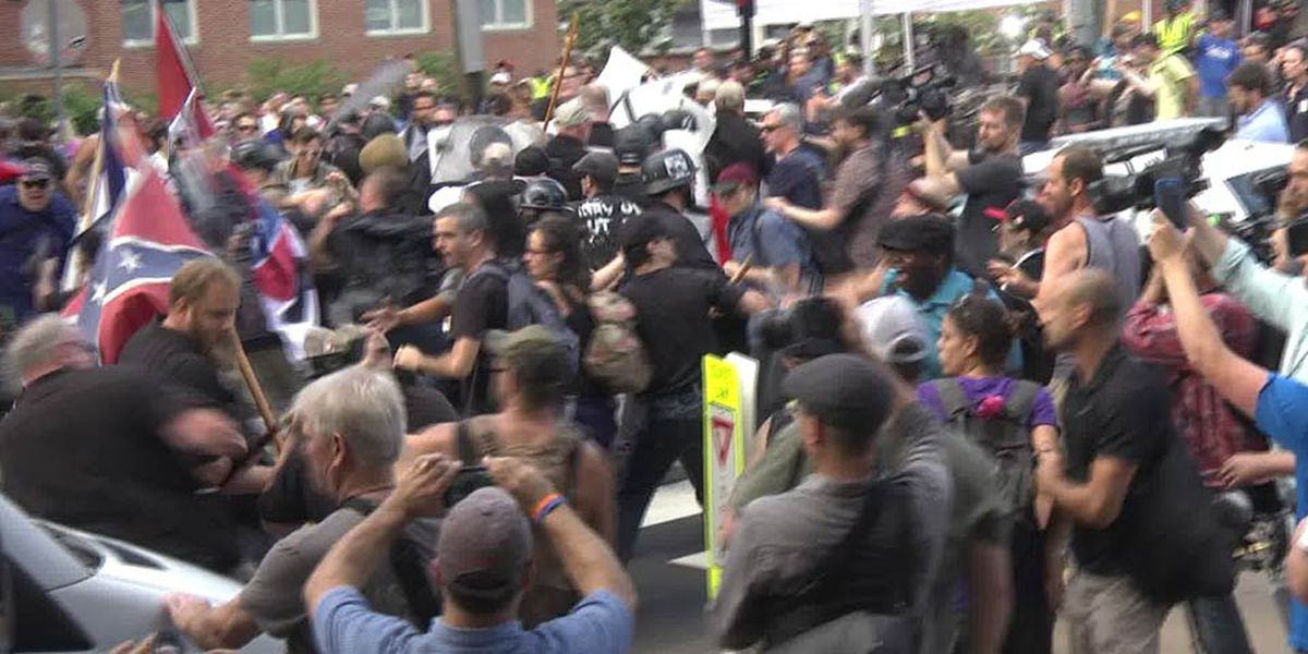 Federal judge issues thousands of dollars in penalties for Unite the Right rally participants