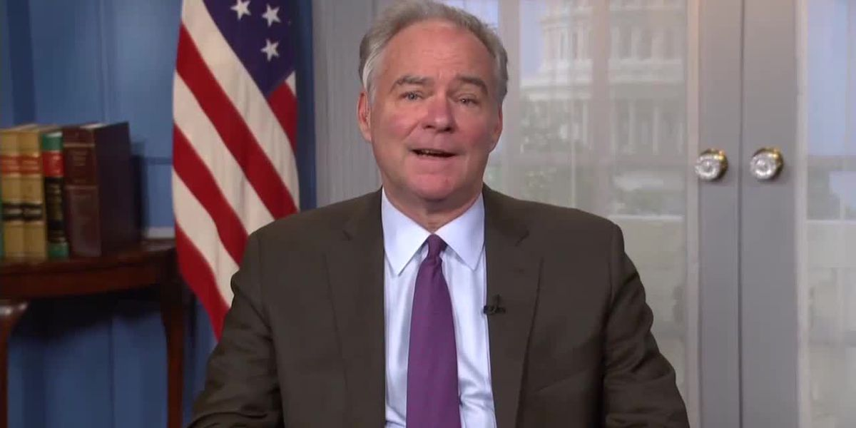 U.S Senator Tim Kaine weighs in on presidential debate
