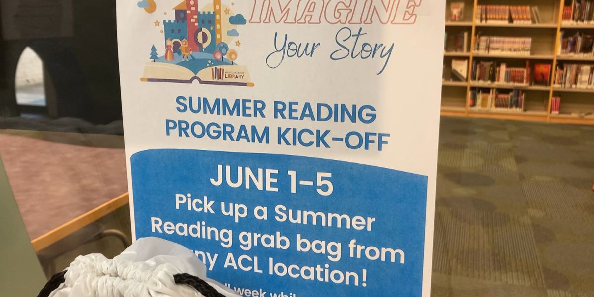 Summer Reading Program kicks off in Augusta County
