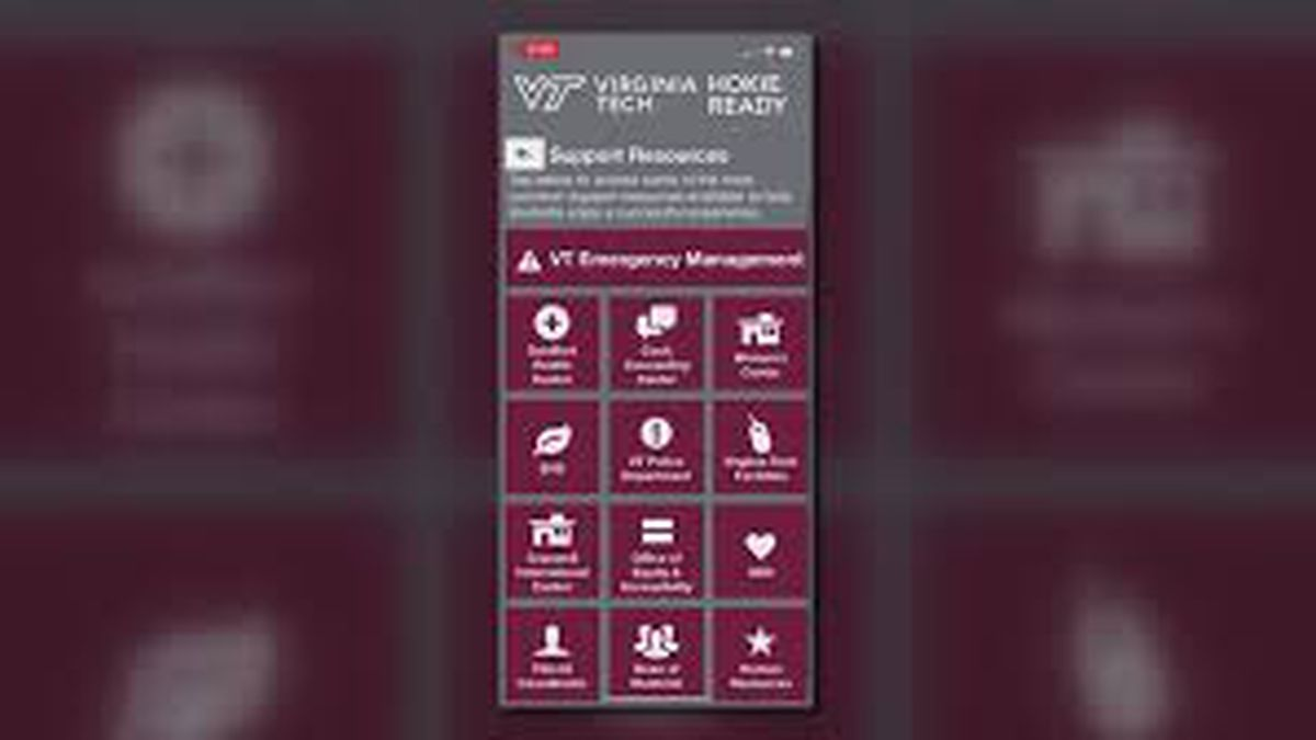 Virginia Tech rolls out new Hokie Ready app with health survey