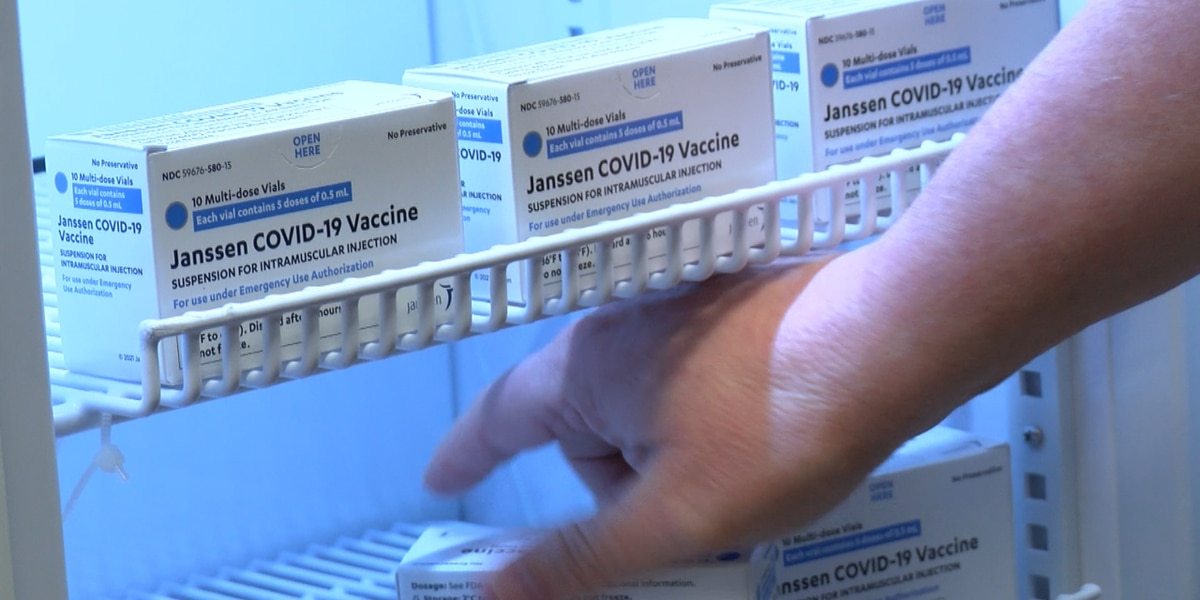 Virginia's Johnson & Johnson COVID-19 vaccine allocation set to dip by over 100k doses next week