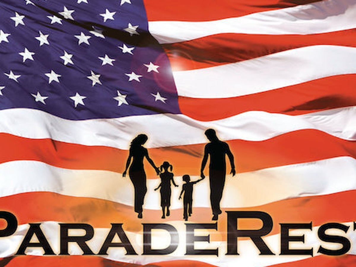 ParadeRest Virginia '4OurFreedom 5k' hosts virtual opening ceremony