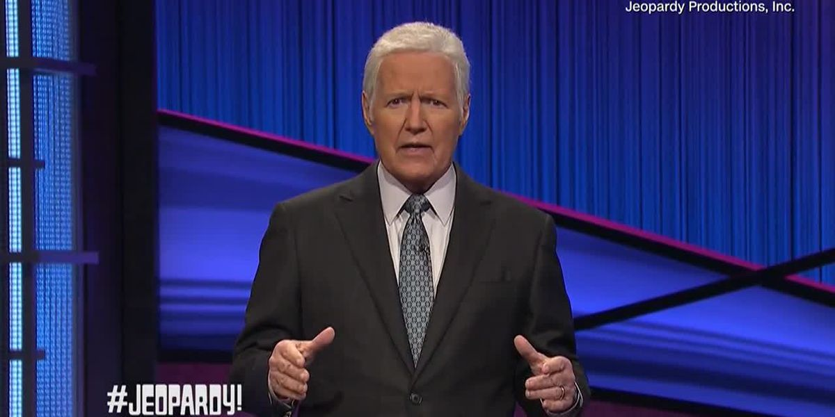 "PROGRAMMING NOTE: Preempted ""Jeopardy!"" episode to air today at 4:30 p.m."
