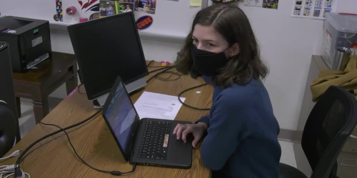Albemarle High School student develops award-winning mental health app