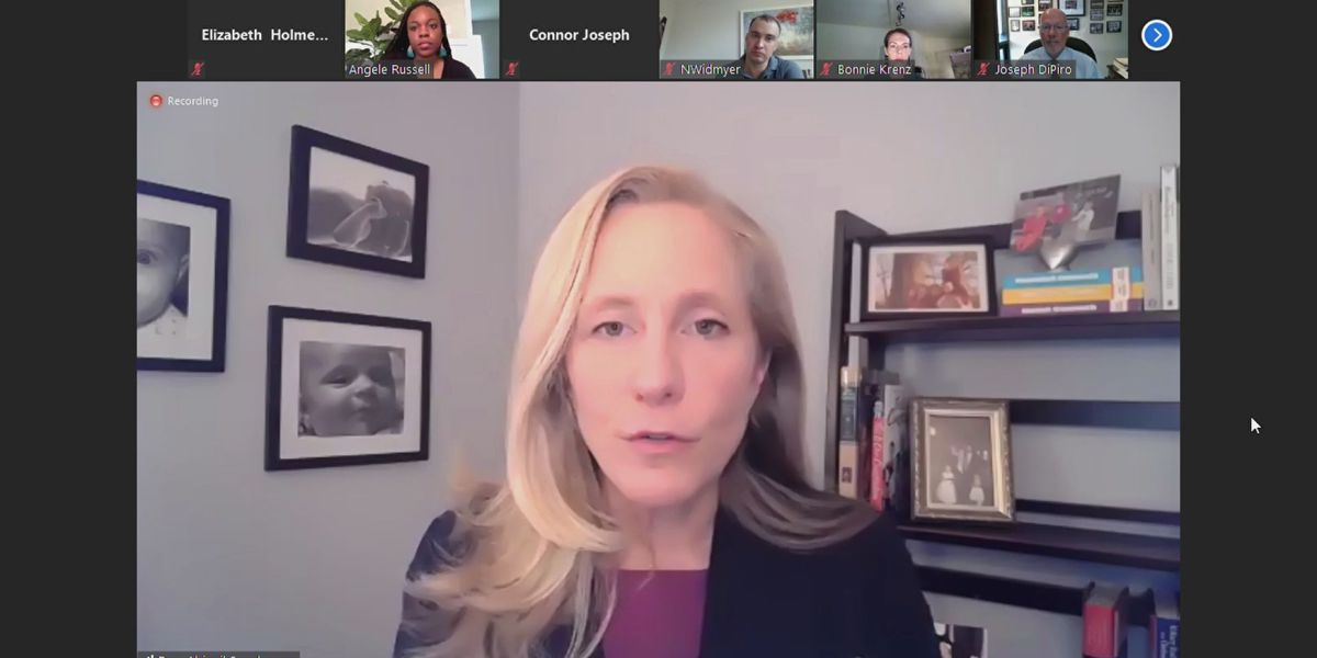 7th District Congresswoman Spanberger discusses high medication prices in virtual roundtable