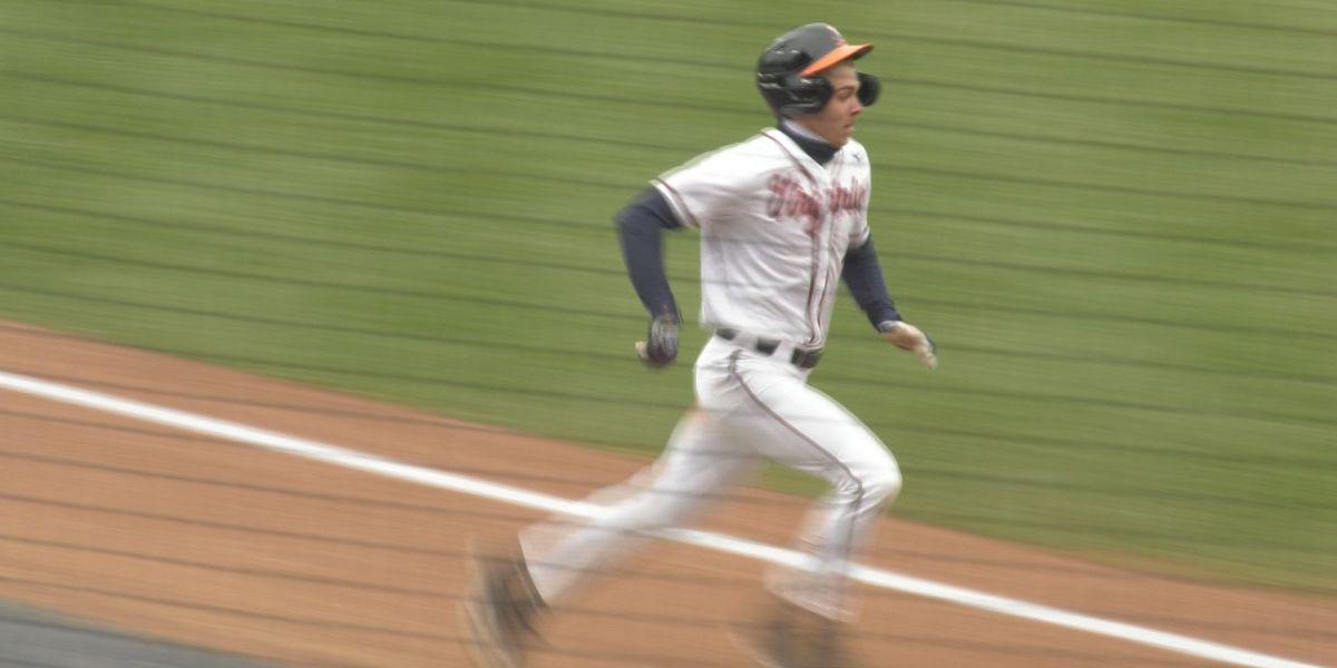 Virginia baseball shuts out Towson 5-0