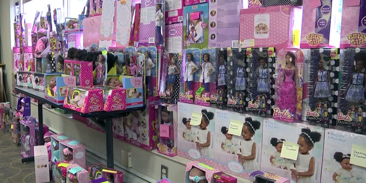 Mary Baldwin University's Office of Inclusive Excellence hosts black baby doll drive