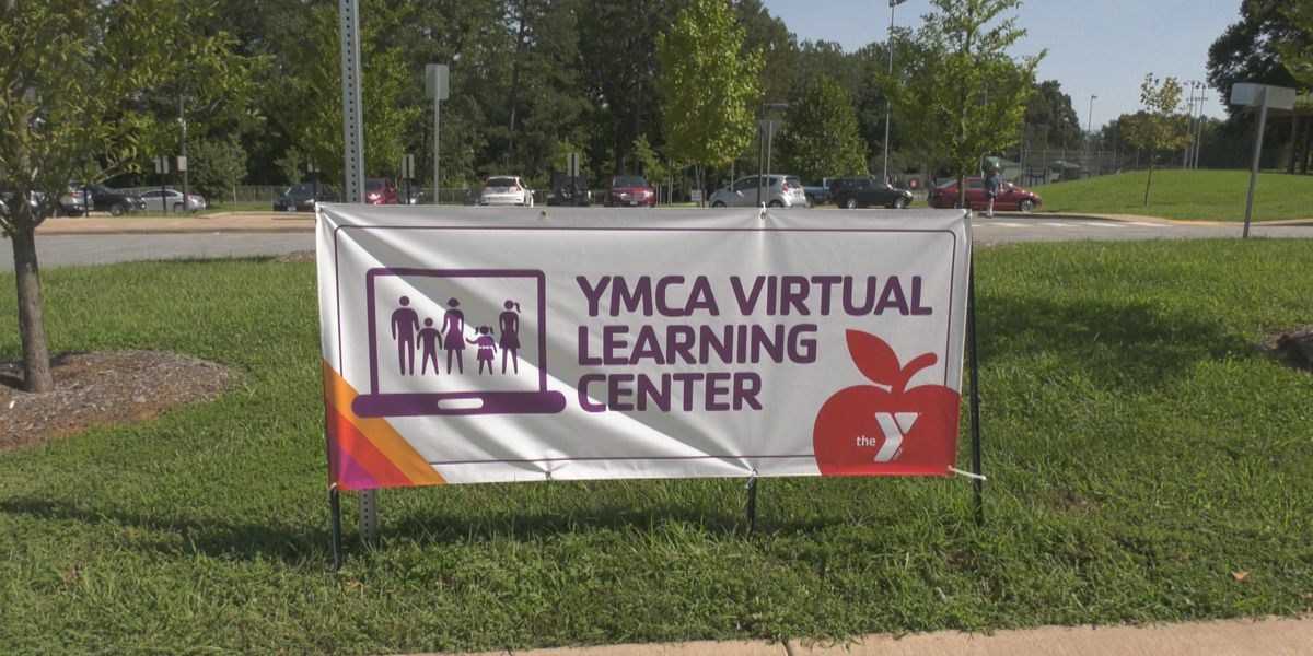 Brooks Family YMCA adapts to best suit students at virtual learning center