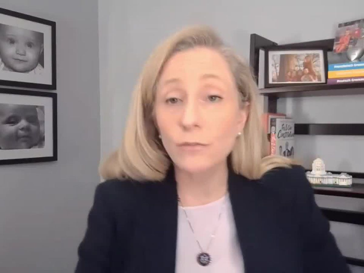 7th District Representative Spanberger says restoring trust in Congress remains top priority