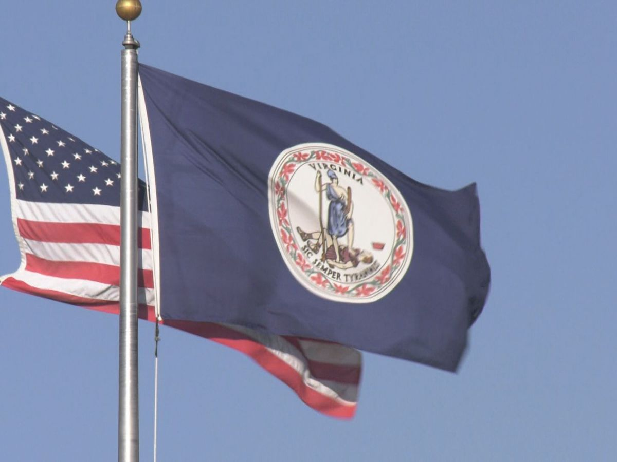 Northam issues flag order for Peace Officers Memorial Day