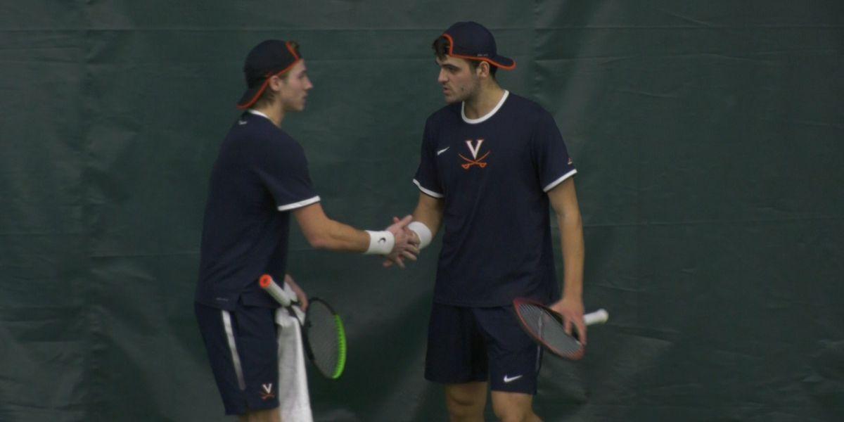 Virginia Men's Tennis upsets No. 11 TCU 4-1