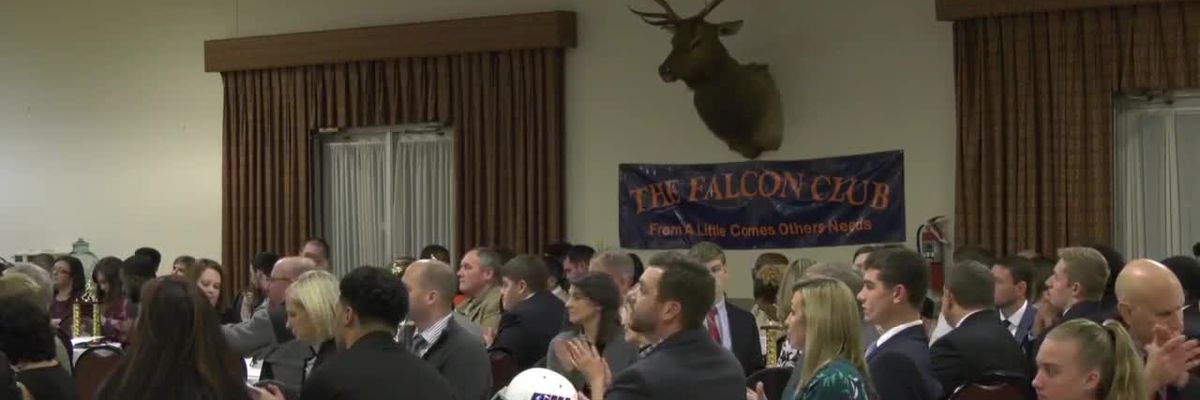 Falcon Club still planning on Football Awards Banquet, despite missing fundraisers