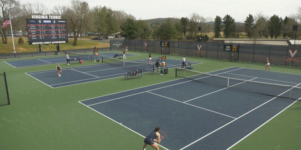 UVA Women's Tennis ready to host NCAA Regional on new home court