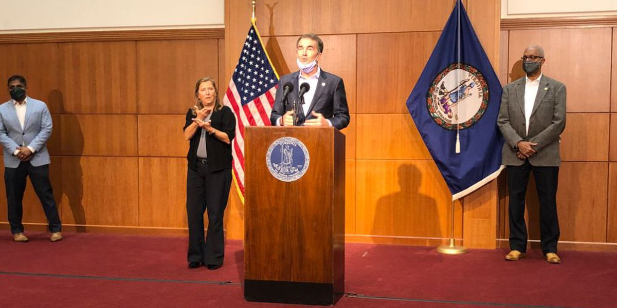 Gov. Northam signs new laws supporting COVID-19 response, reform policing