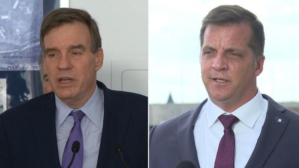 Senator Mark Warner and Republican challenger Daniel Gade to debate on NBC29