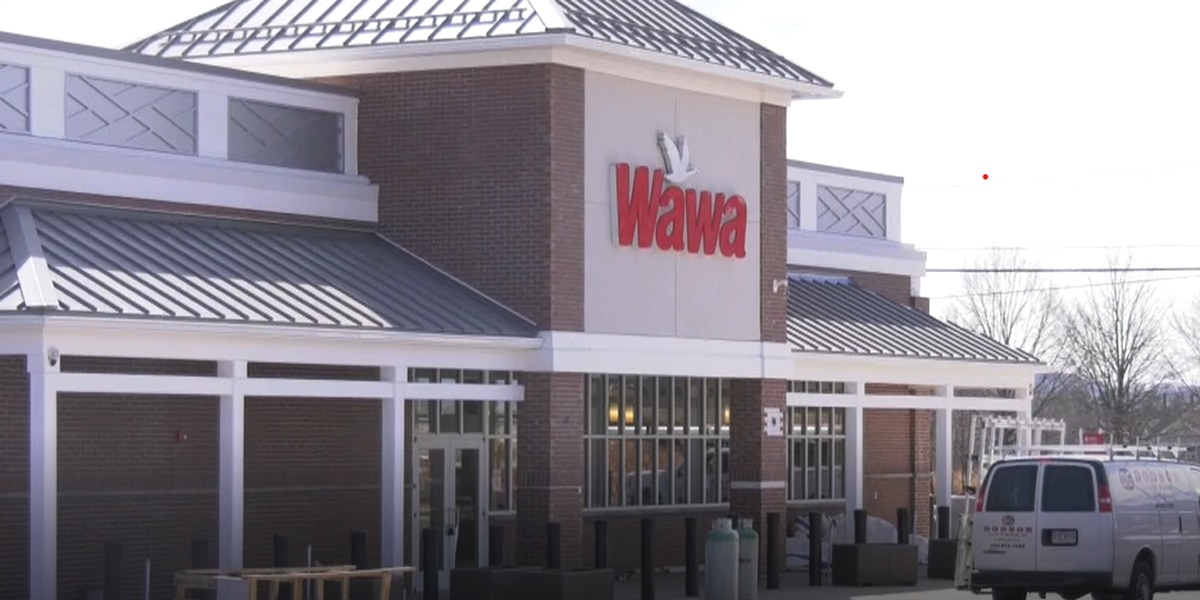 2 new Charlottesville-area Wawa convenience stores to open in May