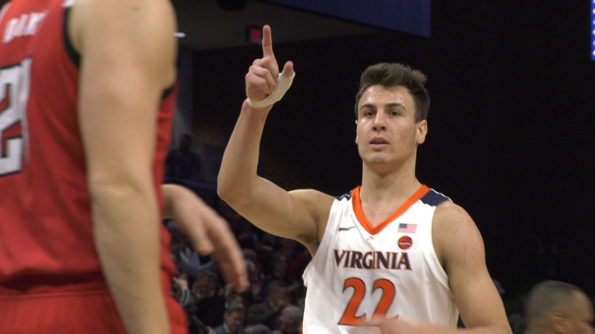 Young 'Hoos still finding their way in ACC play