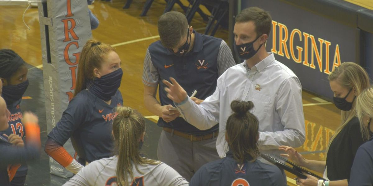 Entire UVA volleyball coaching staff placed on administrative leave