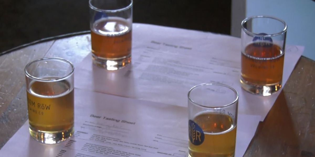 Random Row Brewing Company hosts homebrewing competition