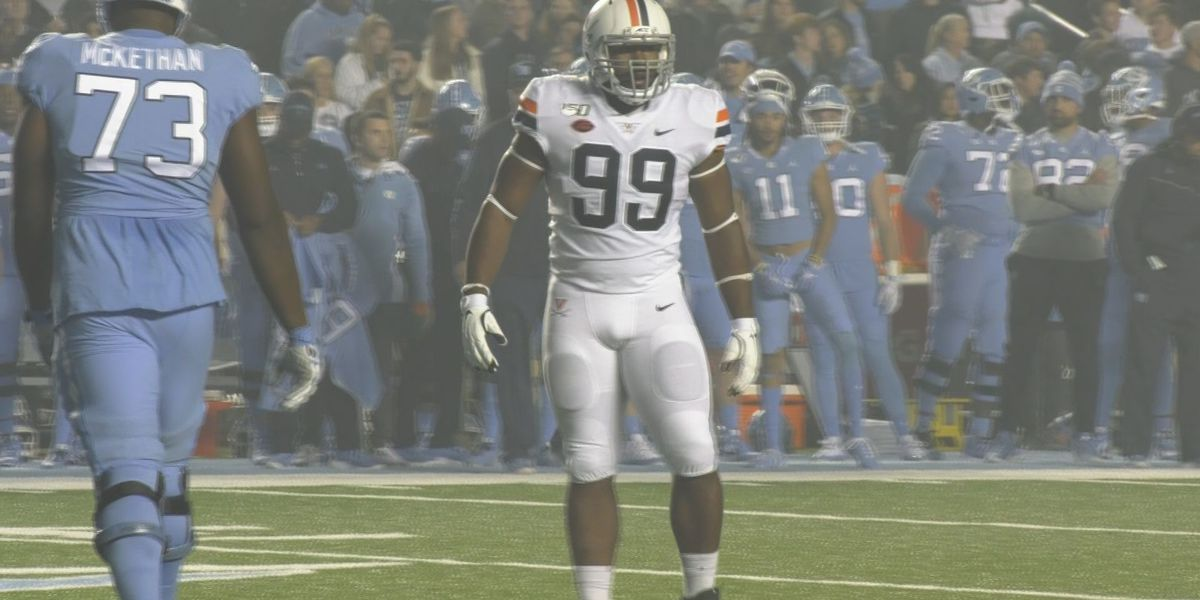 Sophomore Jowon Briggs expected to have big impact on UVA defensive line