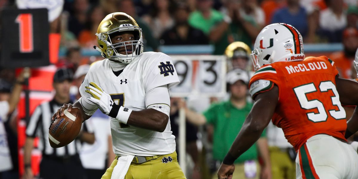 Notre Dame opens ACC play against Duke, won't play Navy