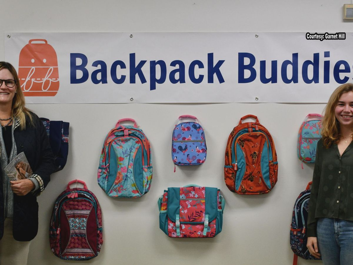 Charlottesville nonprofit receives large donation of backpacks and lunchboxes