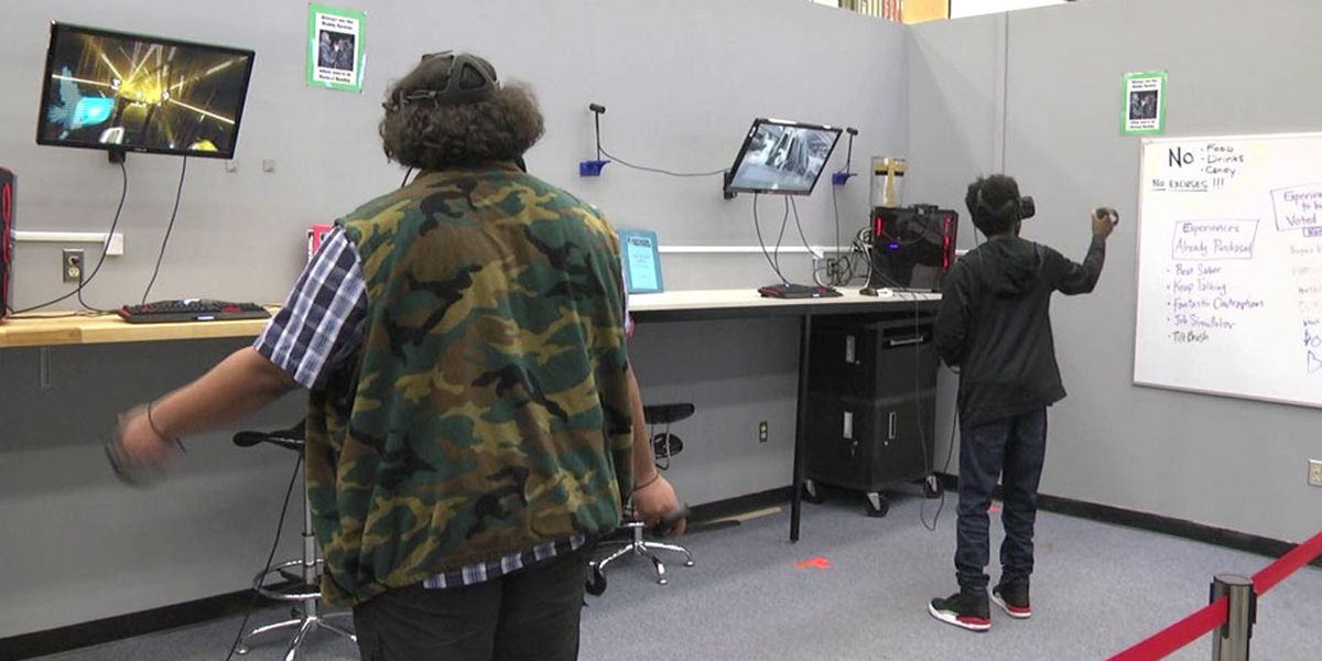 CHS creates new virtual reality lab
