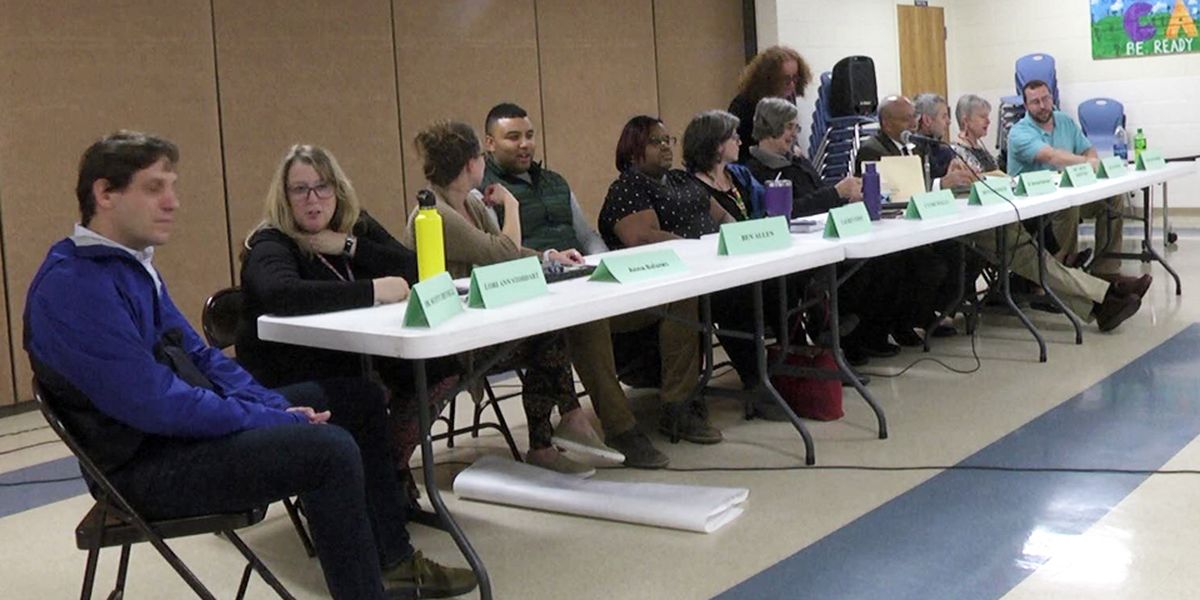 Cale Community Advisory Committee hears from public on preferred names