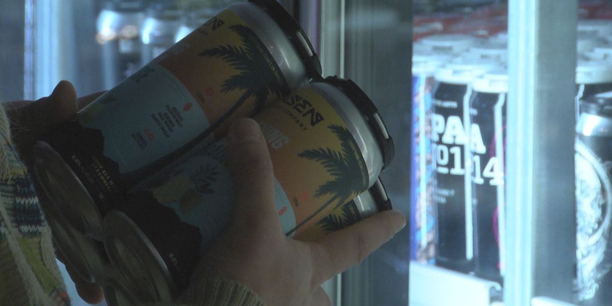 Boozy business boom: local bottle shops see business soar at Thanksgiving