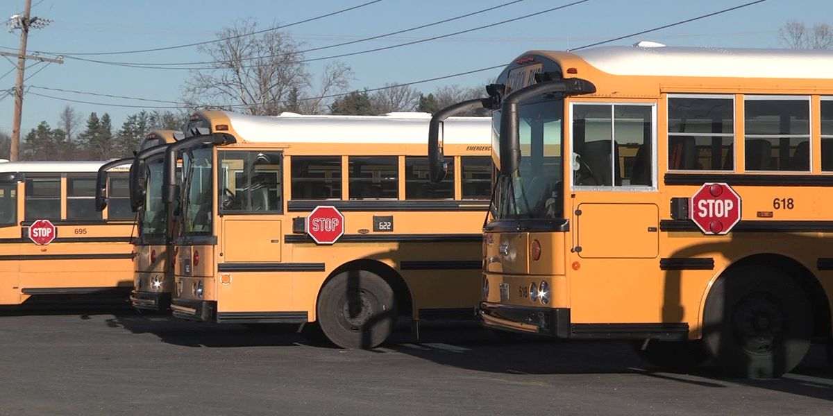 Electric School Buses coming to Louisa, Waynesboro