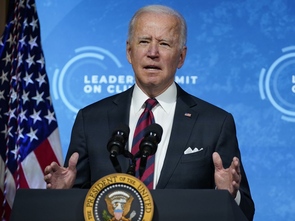 'We're gonna do this': Biden closes global summit on climate
