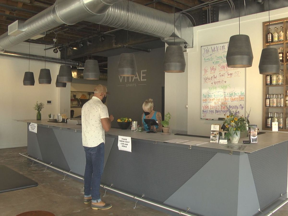 Vitae Distillery hosts soft opening of new tasting room