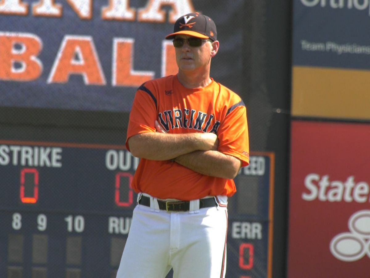 No. 16 UVA baseball preparing for challenges in the ACC
