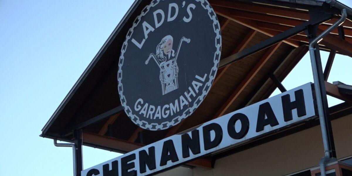 Plans for Shenandoah Harley Davidson to be transformed into Ladd's Garagmahal