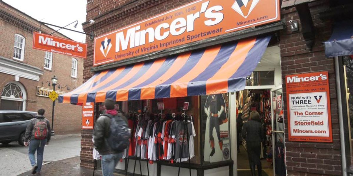 Mincer's UVA Imprinted Sportswear owner battling brain tumor
