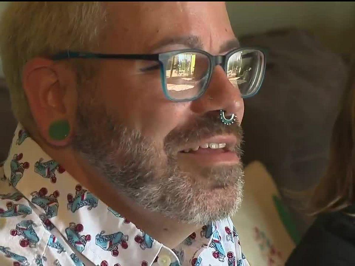 Hundreds defend Michigan high school teacher after post on social media
