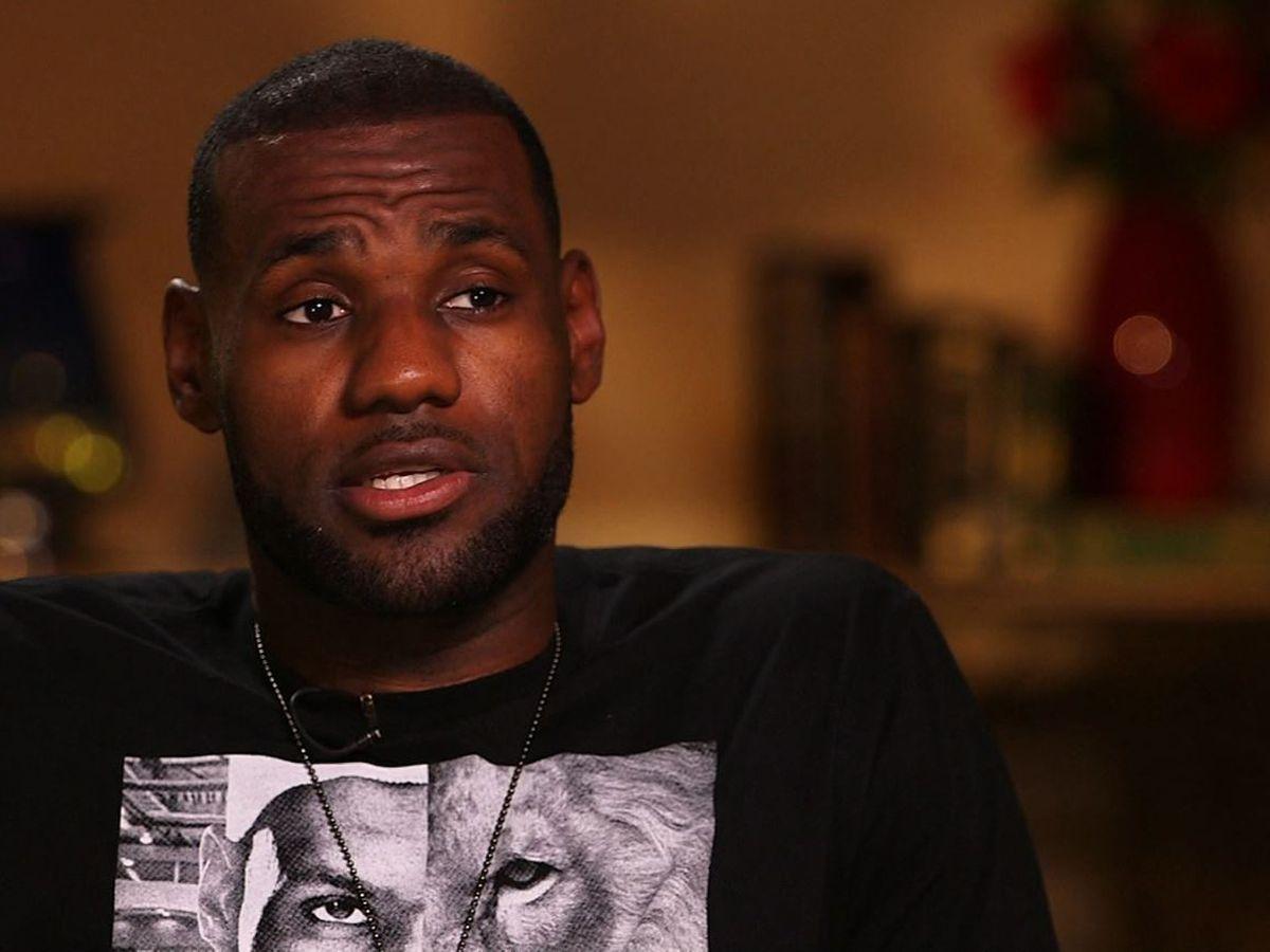 LeBron James deletes controversial tweet about Ma'Khia Bryant shooting
