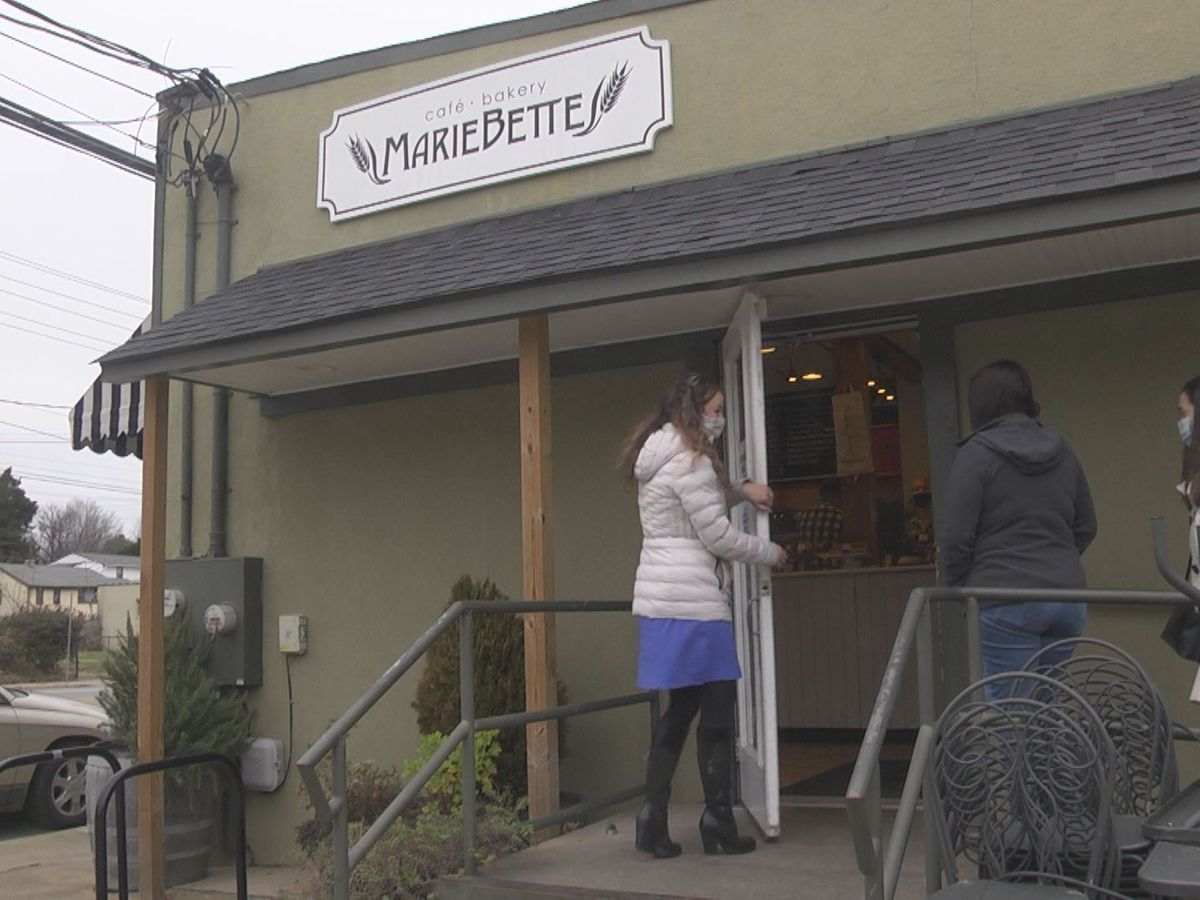 MarieBette Café and Bakery re-opens after employees tested positive for COVID-19