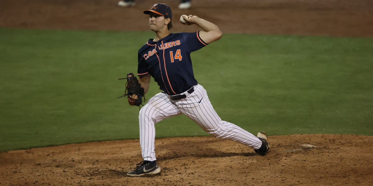 Brandon Neeck strikes out 16 in relief; UVA beats ODU 8-3