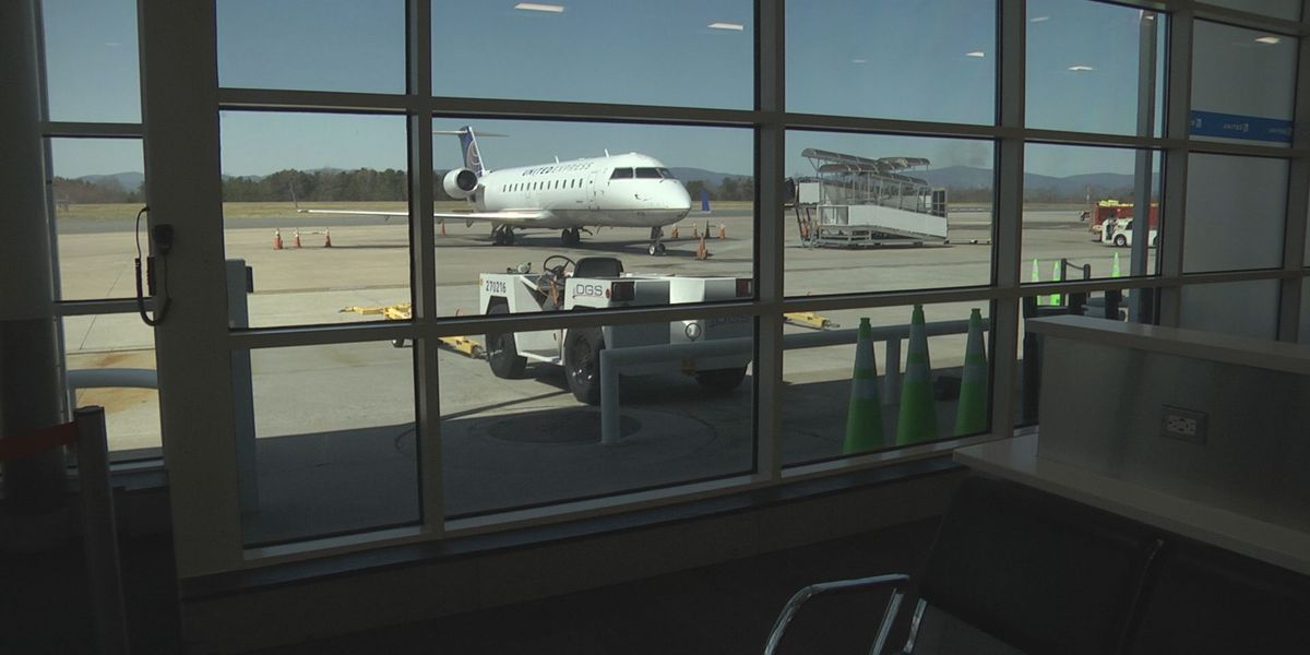 Passenger numbers increase at area airports as more people receive COVID-19 vaccine
