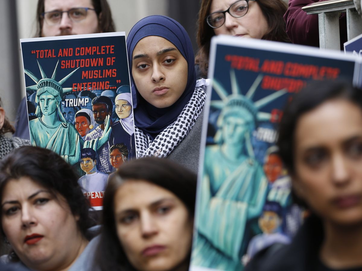 Faith groups decry Trump's plans for record low refugee cap