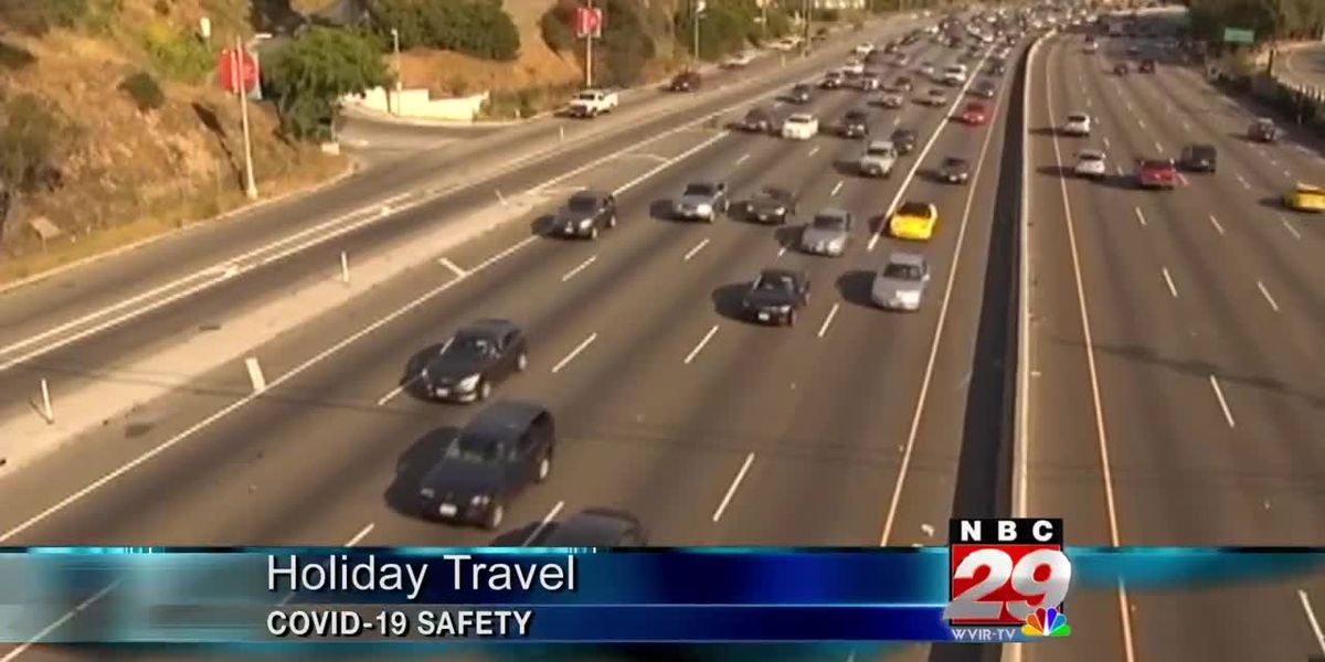 Infectious disease expert offers advice on how to travel safely for the holidays