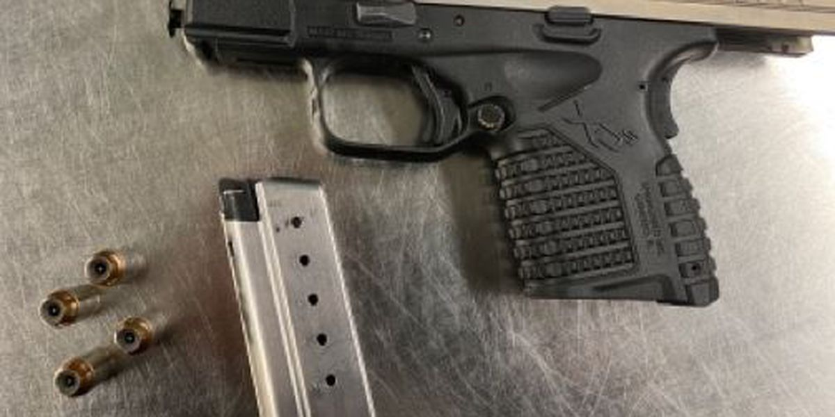 Despite low passengers, TSA catches record number of guns at Richmond airport in 2020