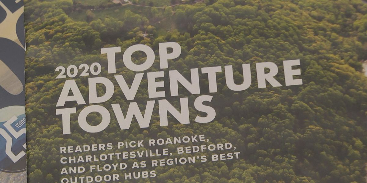 Blue Ridge Outdoors readers pick Charlottesville as a 'Top Adventure Town'